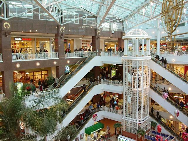 Shopping Fashion Center at Pentagon City em Washington