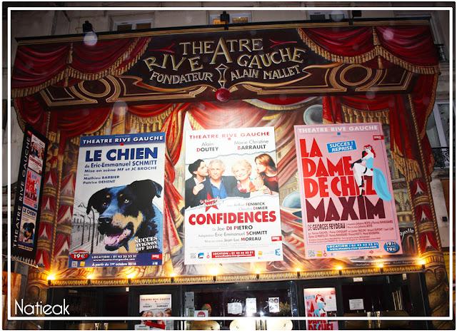 Théâtre Rive Gauche Paris