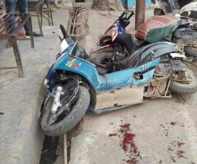 श्रीनगर गढ़वाल में यूटिलिटी चालक ने स्कूटी सवार को कुचल डाला, युवक की मौत ।