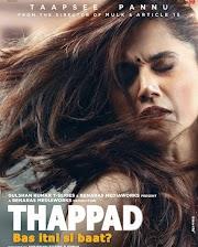 Thappad 2020 Hindi HDRip 480p 400MB 720p 1.1GB