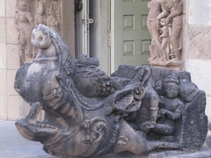 Makara The Mythical Beast