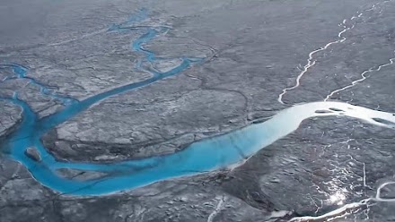 Greenland Lost Record 600 Billion Tons of Ice in 2019