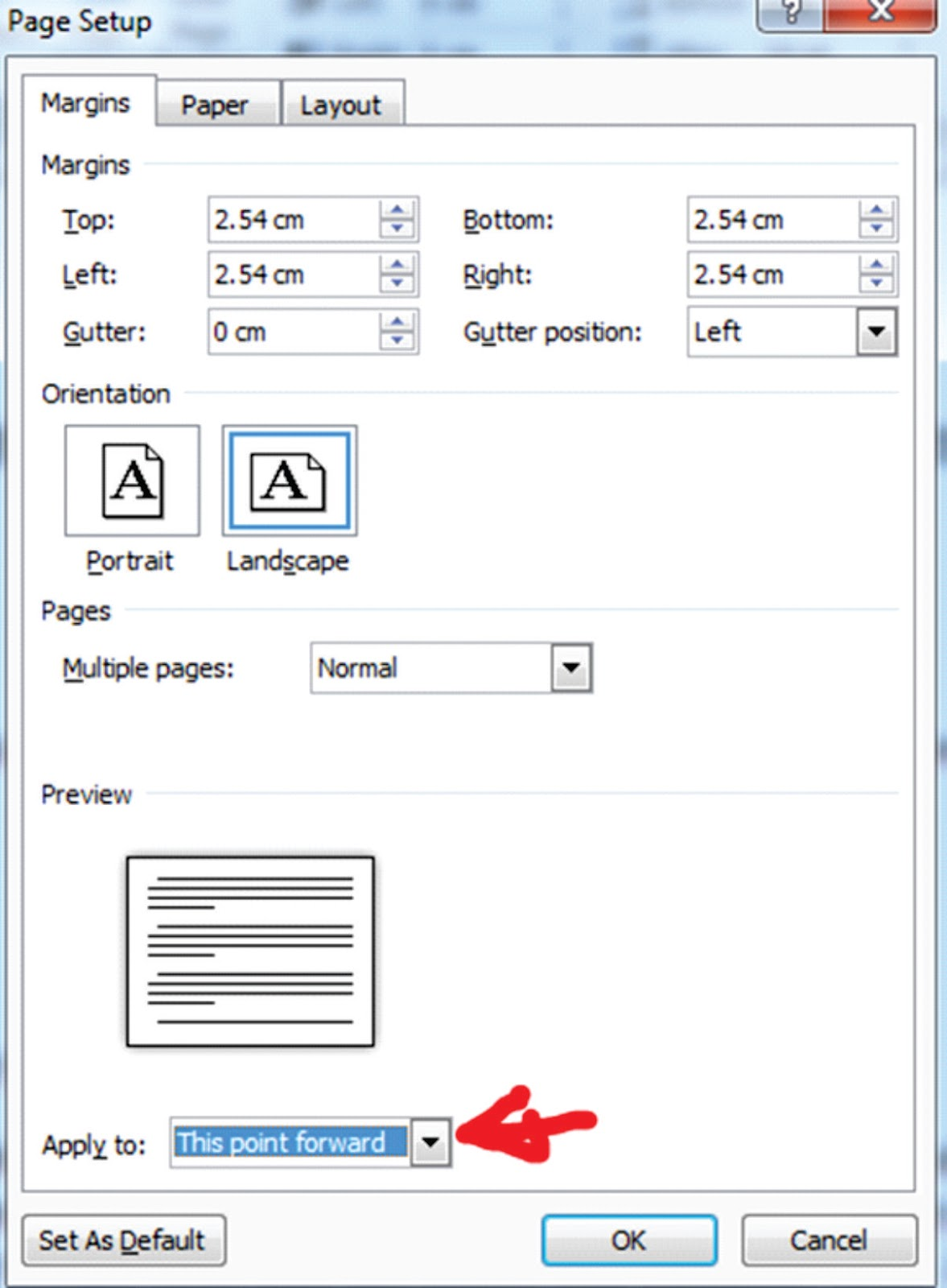 Cara Membuat Halaman Portrait Dan Landscape Dalam Satu Dokumen : membuat, halaman, portrait, landscape, dalam, dokumen, Membuat, Halaman, Portrait, Landscape, Dalam, Microsoft, Word?, Begini, Caranya!, Rudie
