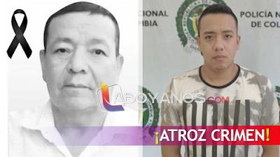 De 110 puñaladas un hombre mató a su propio padre en Neiva, Huila