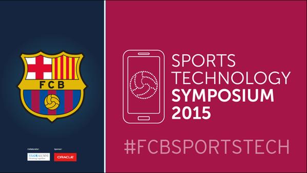 El Barça organiza su primer simposium de tecnología y deporte