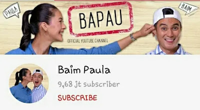 Baim Paula - YouTubers Indonesia