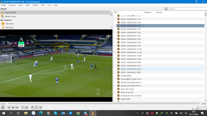 Share IPTV Bóng đá - Phim online miễn phí ngày 07/11/2020