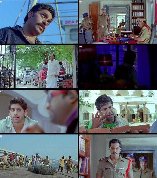 Thadaka 2016 Hindi Dubbed 720p HDRip