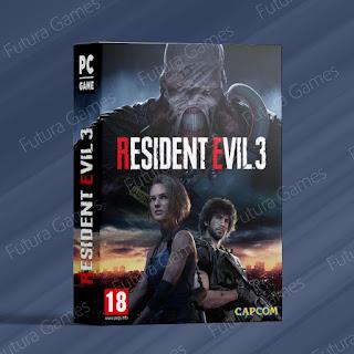 Spesifikasi RESIDENT EVIL 3 Remake PC