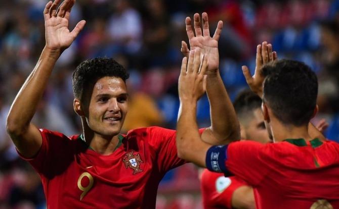 Blog Benfica Gonçalo Ramos na Seleção Nacional