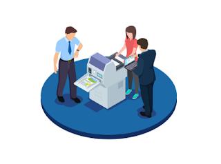 Metode Mudah Untuk Sharing Printer