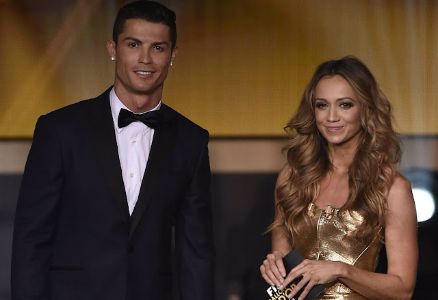 Kate Abdo has shared a stage with Cristiano Ronaldo while taking his interview