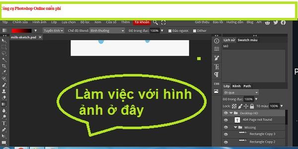 Photoshop Online Web   Công cụ chỉnh sửa ảnh trực tuyến miễn phí b