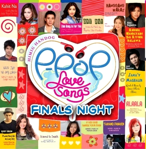 Himig Handog P-Pop Love Songs 2013