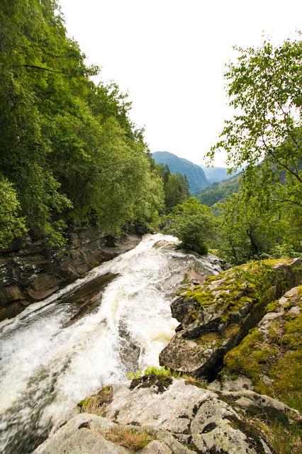 Cascata Skjervfossen