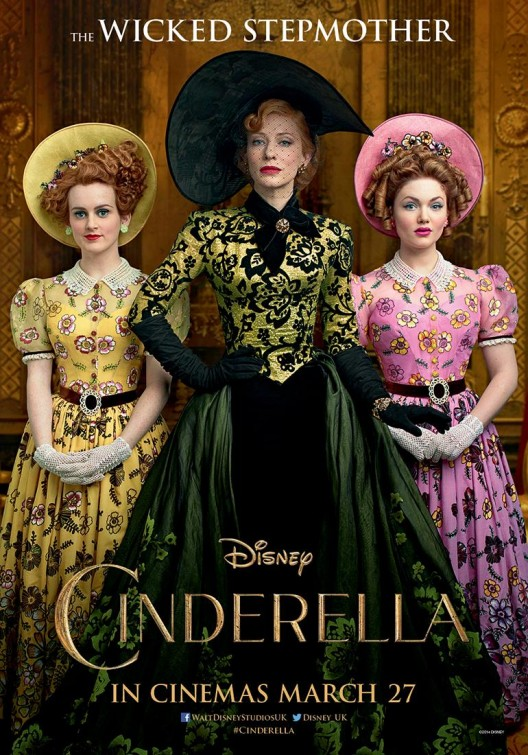 Cinderella Stepmother movie poster