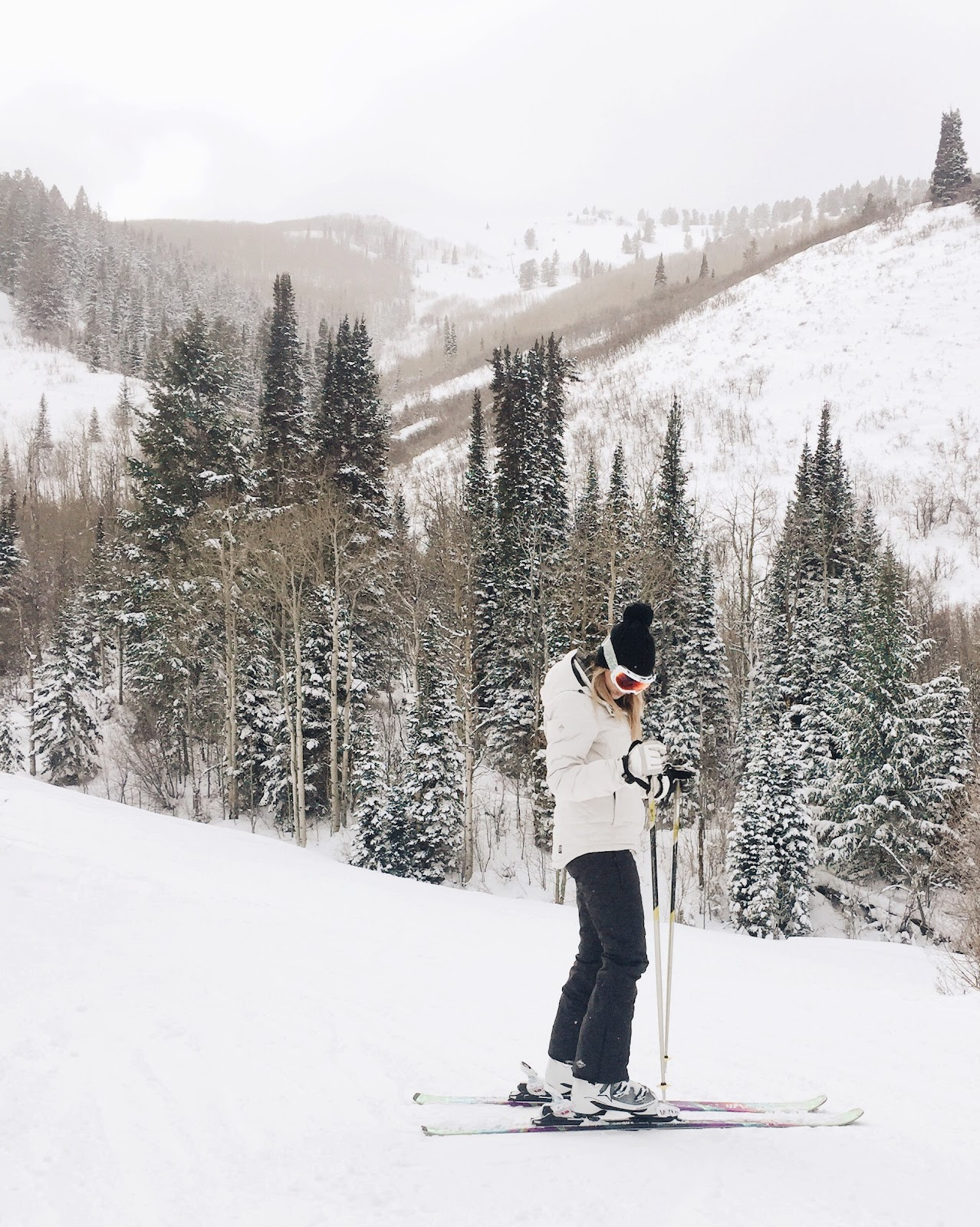 Skiing at Park City Mountain Resort
