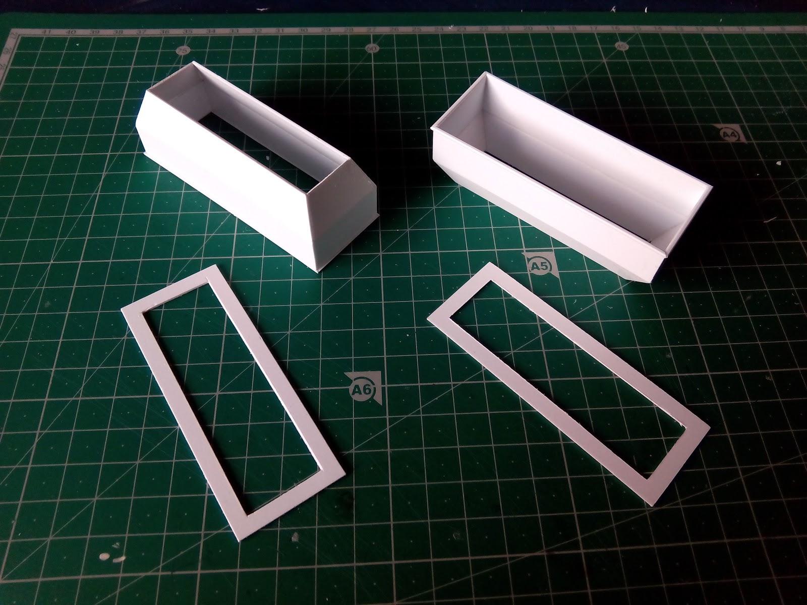Construcción de tolvas de áridos de dos ejes
