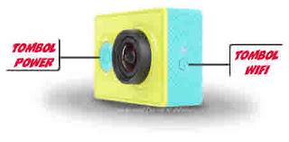 Cara Factory Reset Xiaomi Yi Camera
