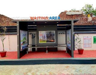 #JaunpurLive : पाली गांव में हुआ थिंक गैस के सीएनजी पम्प का आरम्भ