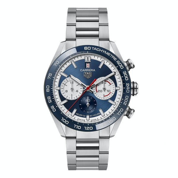 TAG Heuer Carrera Sport Chronograph 160 Years Special Edition 44mm watch replica