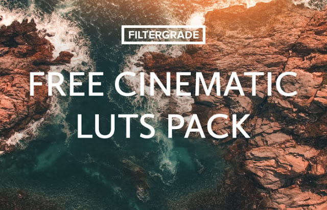 Free-Cinematic-LUTs-Pack-Video-FilterGrade