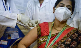 India begins Vaccination