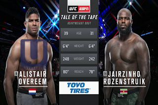 UFC on ESPN 7 Eutelsat 7A/7B Biss Key 8 December 2019