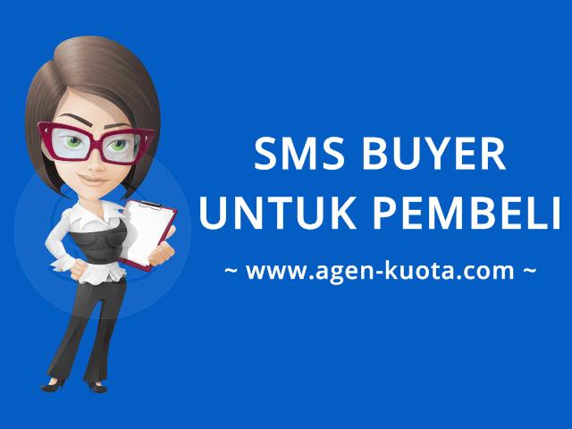 Cara Setting, Edit dan NonAktifkan SMS Buyer Untuk Pembeli Pulsa Murah Di Agen-Kuota.com