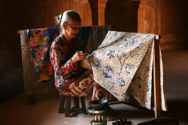 Daerah Penghasil Batik Terbesar di Indonesia