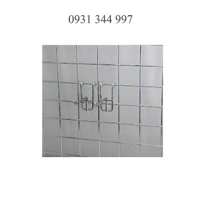 Móc treo tấm lưới trưng bày hàng hóa siêu thị, trưng bày phụ kiện điện thoại - 224136