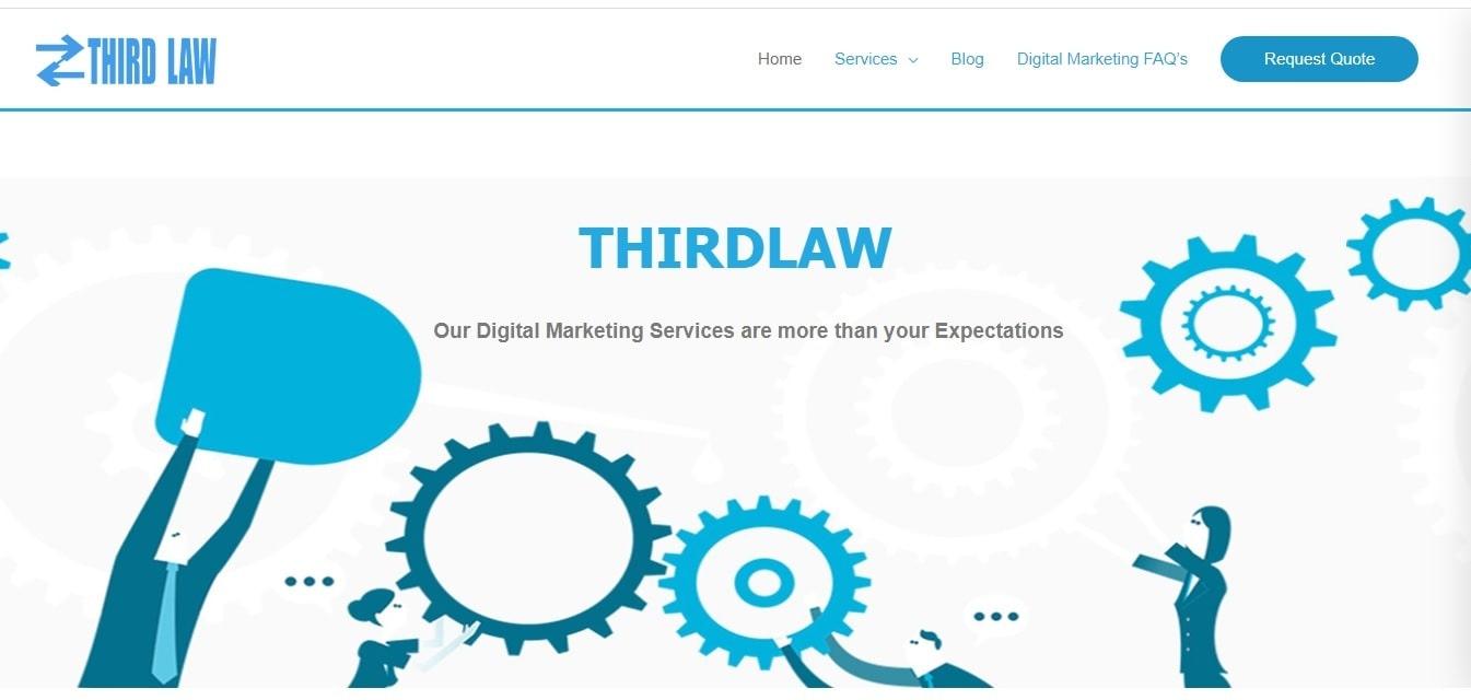 Thirdlaw - Digital Marketing Company