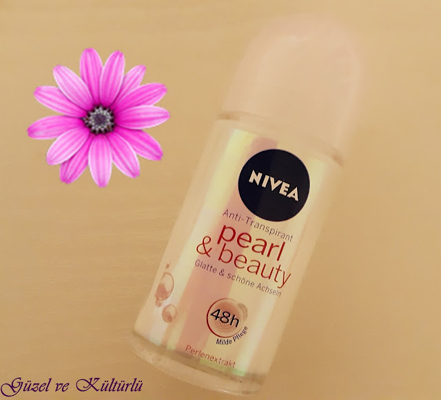Nivea Pearl Beauty Roll-on