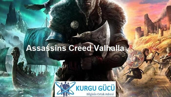 Assassin's Creed Valhalla Fragmanı Yayınlandı - Kurgu Gücü