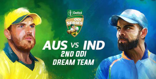 AUS vs IND, 2nd ODI Dream Team, Playing 11, Stadium, Wining Prediction , India tour of Australia, 2020-21