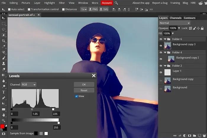 Best Free Photoshop Alternatives Photoshop Online