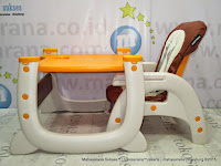 BabyDoes CH508 Baby High Chair