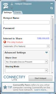 تحميل برنامج وايرلس للكمبيوتر