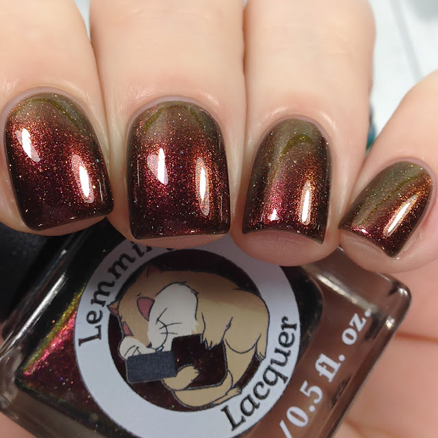 Lemming Lacquer-Giant's Causeway at Sunset