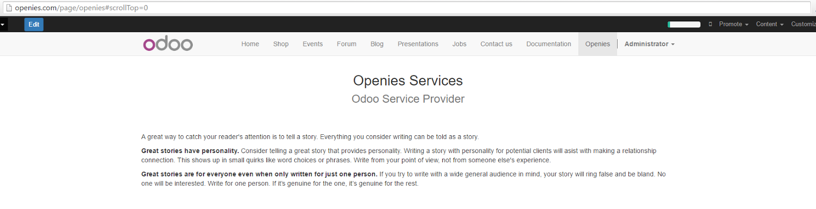 openies_odoo_page