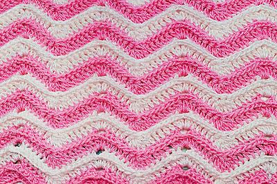 1 -CROCHET IMAGEN Puntada en zigzag a crochet y ganchillo MAJOVEL CROCHET