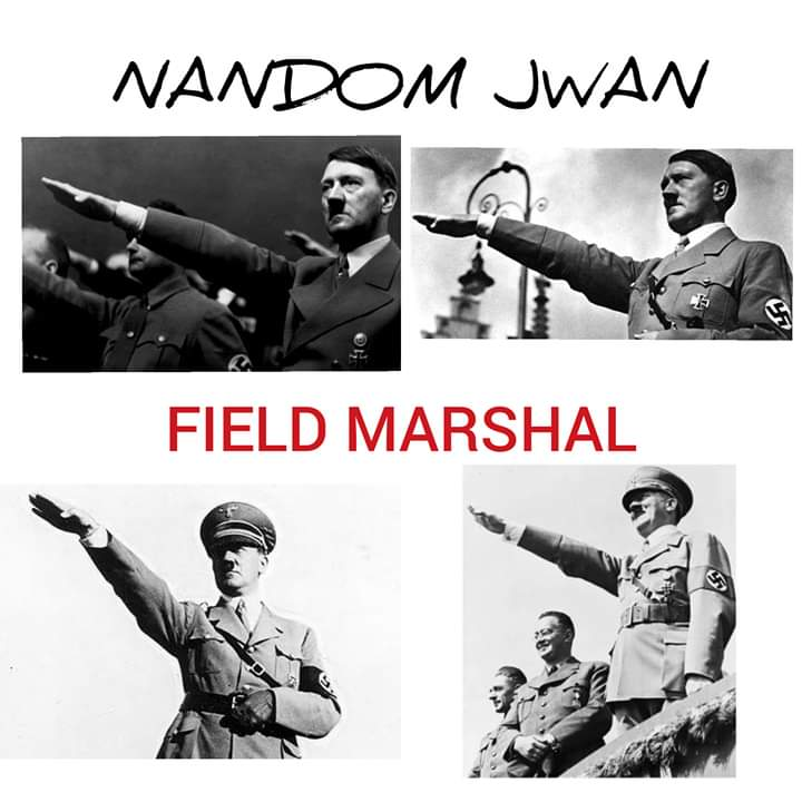 [Music] Nandom Jwan - Field marshal #Arewapublisize
