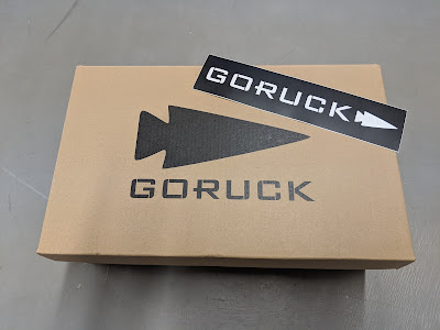 GORUCK I/O Cross Trainer Review
