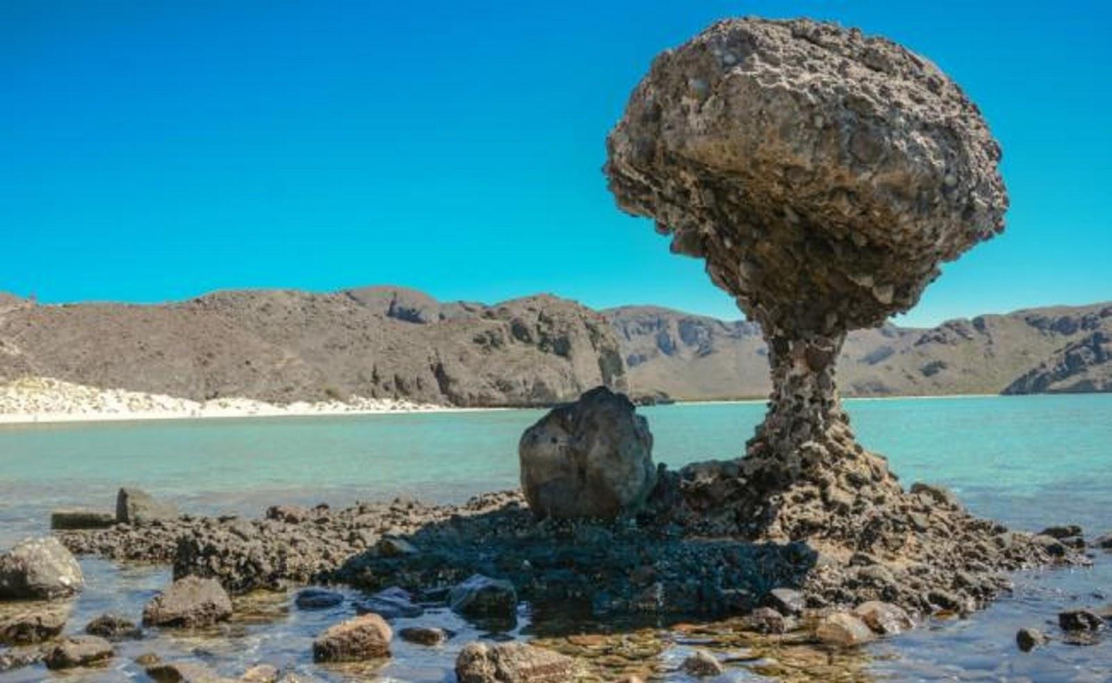 Resultado de imagen de playa Balandra