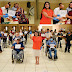 Entrega alcaldesa Rosario Quintero Quinto Bloque de Apoyos a Microempresarios