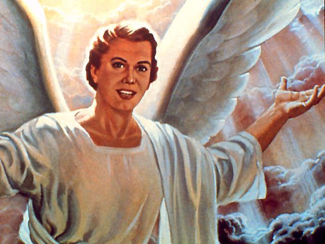 quem sao anjos