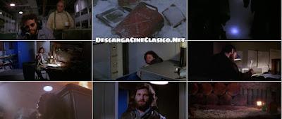 La cosa (El enigma de otro mundo) (1982)