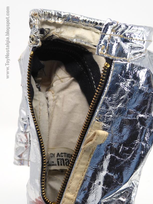 ACTIONMAN Astronauta Interior traje espacial (ACTION MAN ASTRONAUT  HASBRO-PALITOY)