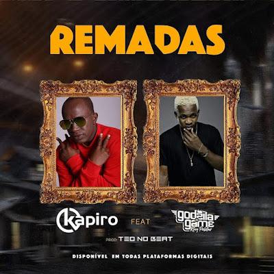 DJ Kapiro feat. Godzila Do Game - Remadas (Afro House) 2019
