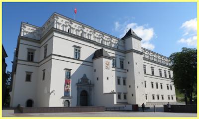 Palacio de los Duques de Lituania